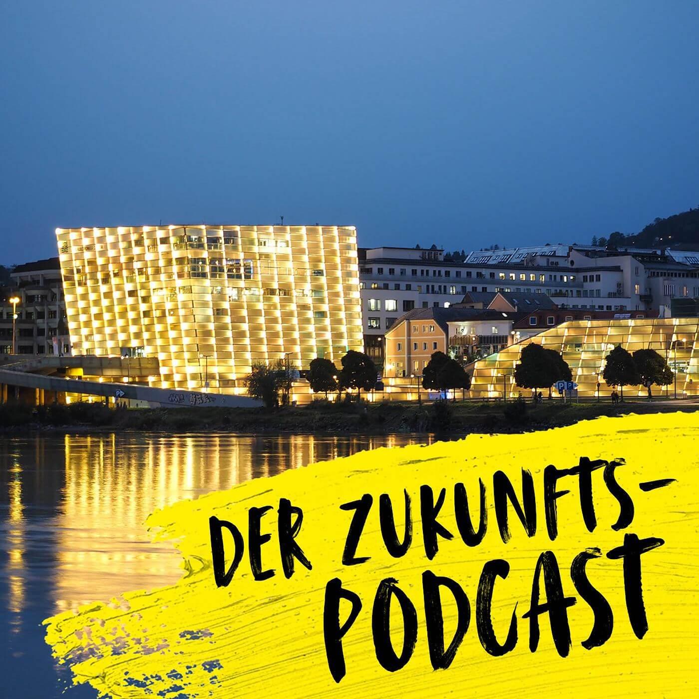 Der Zukunftspodcast von Life Radio und Ars Electronica