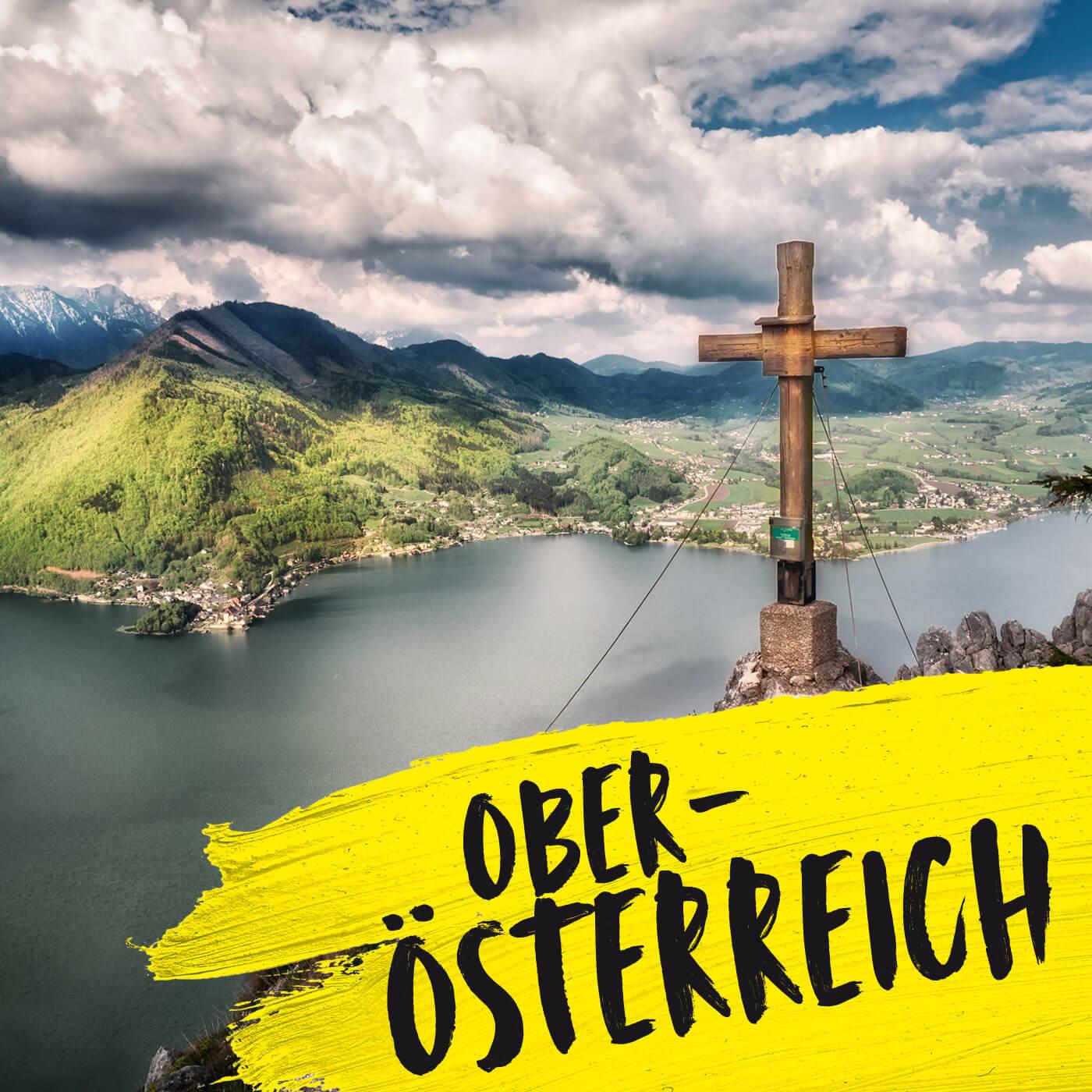 Oberösterreich - der Tourismuspodcast